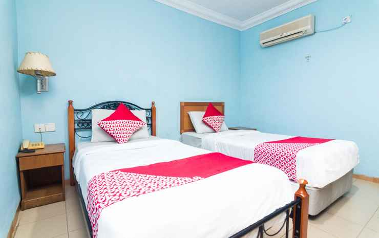 OYO 1581 Hotel Grand Palace Batam - Deluxe Twin