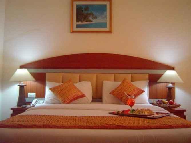 BEDROOM Blue Atlantic International Hotel