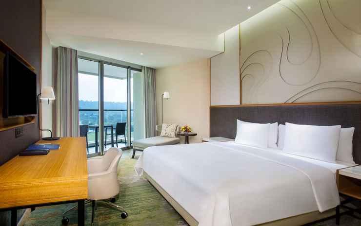 Radisson Golf & Convention Center Batam Batam - Deluxe Room with Balcony - Double Breakfast