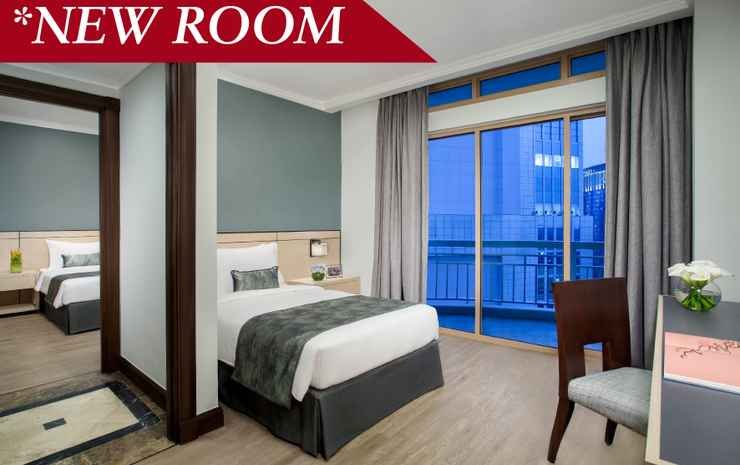 Somerset Grand Citra Jakarta - 2 Bedroom Executive