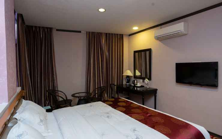 Hotel S Bee by Holmes Hotel Johor - Deluxe King Room