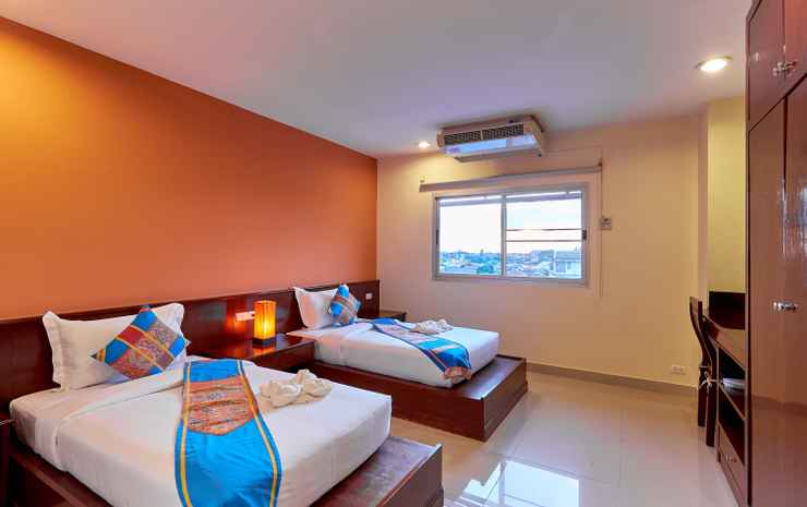 Sivalai Place Bangkok - Twin one bedroom suite - RO