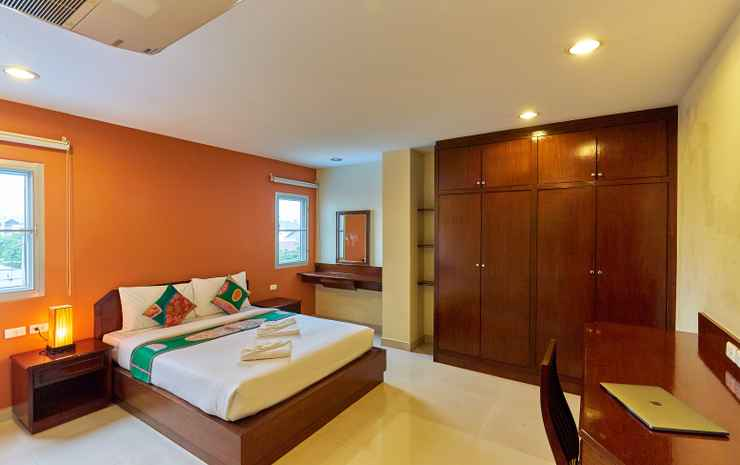 Sivalai Place Bangkok - Deluxe Two bedroom suite - RO