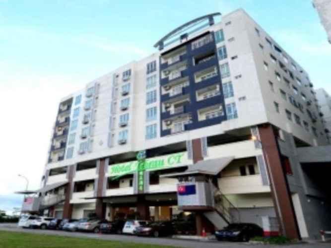 EXTERIOR_BUILDING Hotel Tebrau CT by Holmes Hotel