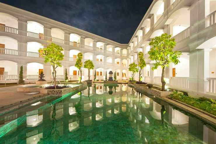 SWIMMING_POOL Hotel Ammi Cepu