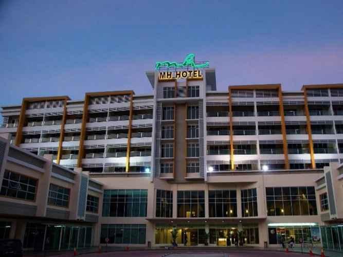 EXTERIOR_BUILDING MH Sentral Hotel Sungai Siput