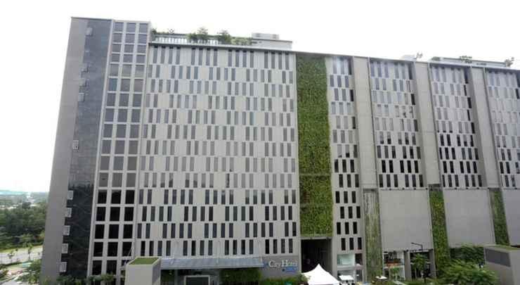 EXTERIOR_BUILDING E.City Hotel