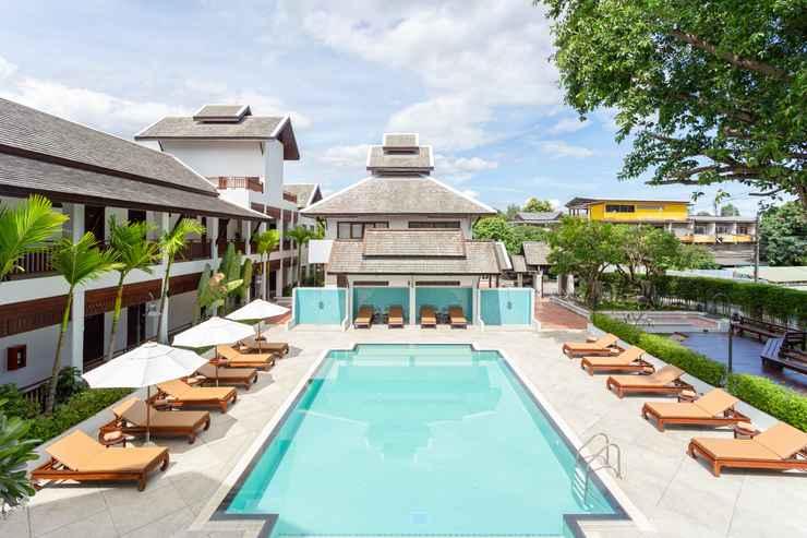 SWIMMING_POOL โรงแรมริมปิง วิลเลจ