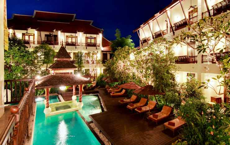 SWIMMING_POOL Puripunn Baby Grand Boutique Hotel