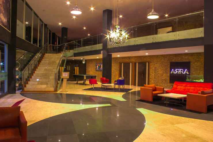 LOBBY Kyriad Arra Hotel Cepu