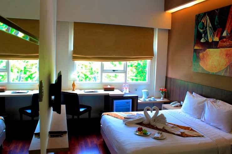 BEDROOM Kyriad Arra Hotel Cepu