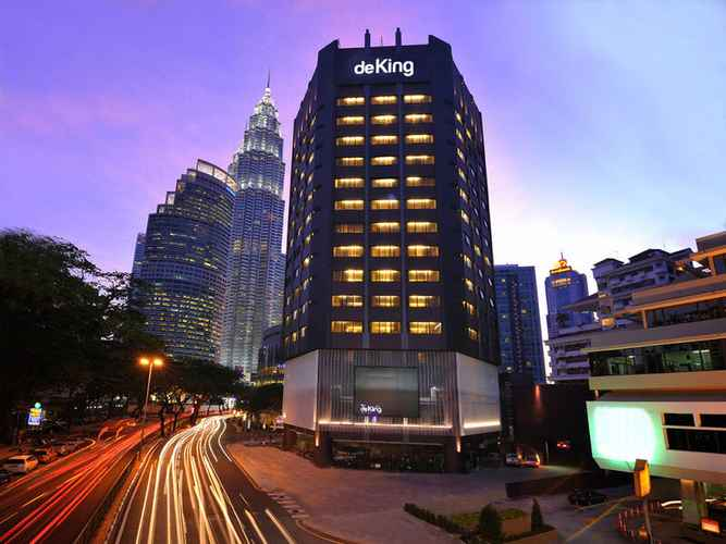 EXTERIOR_BUILDING de King Boutique Hotel KLCC (Rebranded Le Apple Boutique Hotel KLCC)