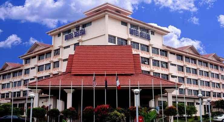 EXTERIOR_BUILDING Hotel Selesa Pasir Gudang