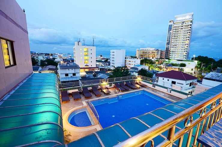 SWIMMING_POOL Thipurai City Hotel
