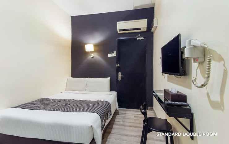Ceria Hotel Kuala Lumpur - Kamar Double Standar, 1 Tempat Tidur Double
