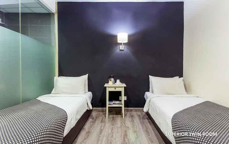 Ceria Hotel Kuala Lumpur - Kamar Twin Superior