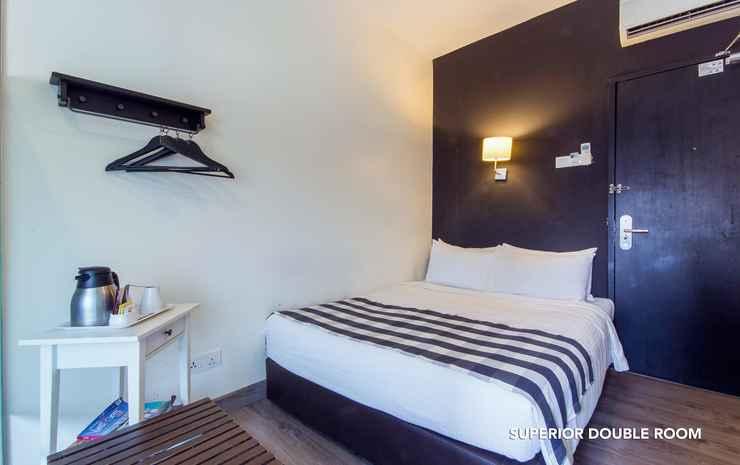 Ceria Hotel Kuala Lumpur - Kamar Double Superior