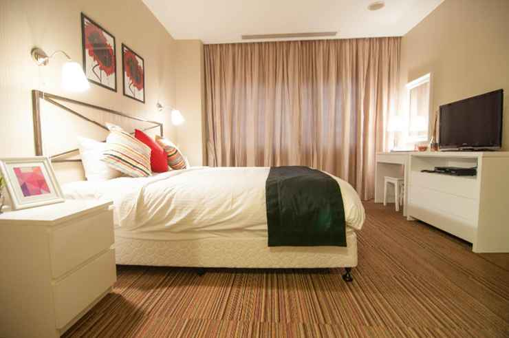 BEDROOM Alocassia Serviced Apartments