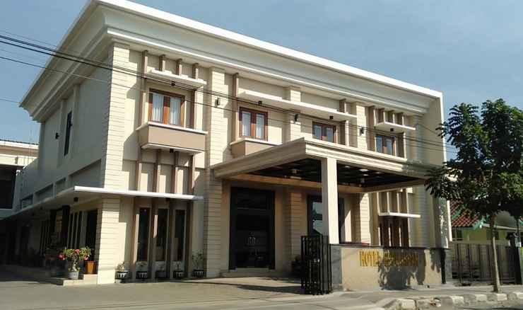 EXTERIOR_BUILDING Hotel Cepu Indah 1