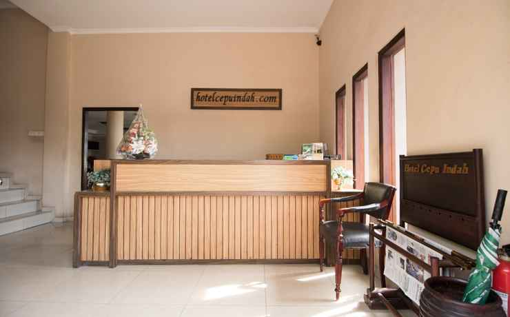 LOBBY Hotel Cepu Indah 1