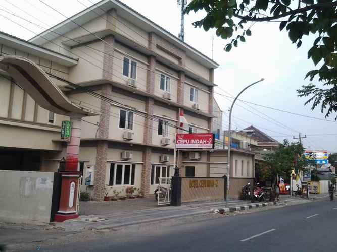 EXTERIOR_BUILDING Hotel Cepu Indah 2