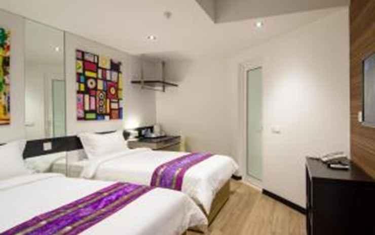 12Fly Hotel Bukit Bintang Kuala Lumpur - Standard Triple