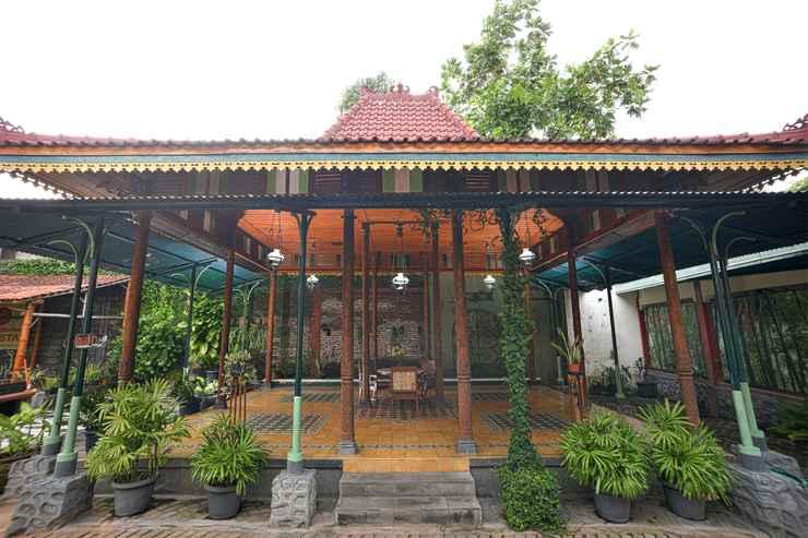 LOBBY Kotagede Heritage Homestay