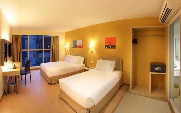 Hotel MinCott Kuala Lumpur - Family Room