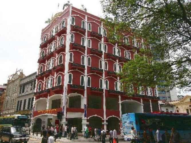 LOBBY Winsin Hotel Chinatown