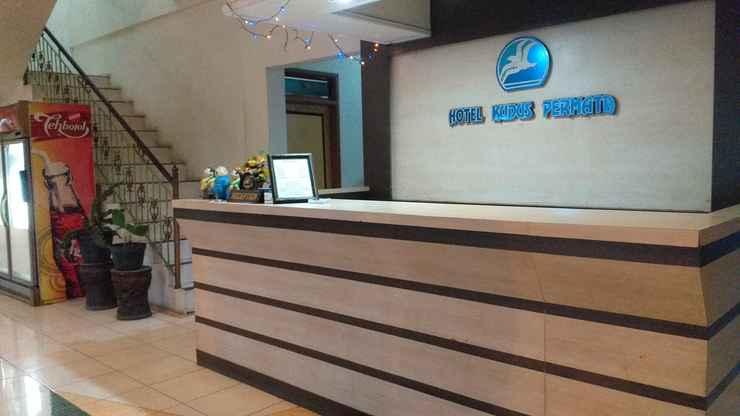 LOBBY Hotel Kudus Permata