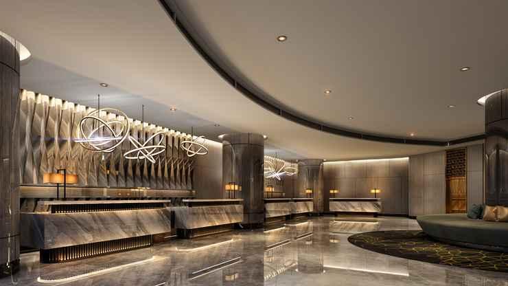 LOBBY JW Marriott Kuala Lumpur
