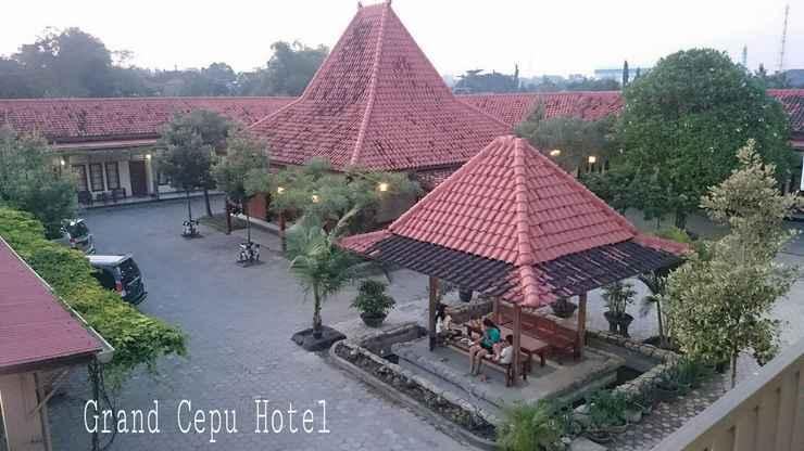 ENTERTAINMENT_FACILITY Grand Cepu Hotel