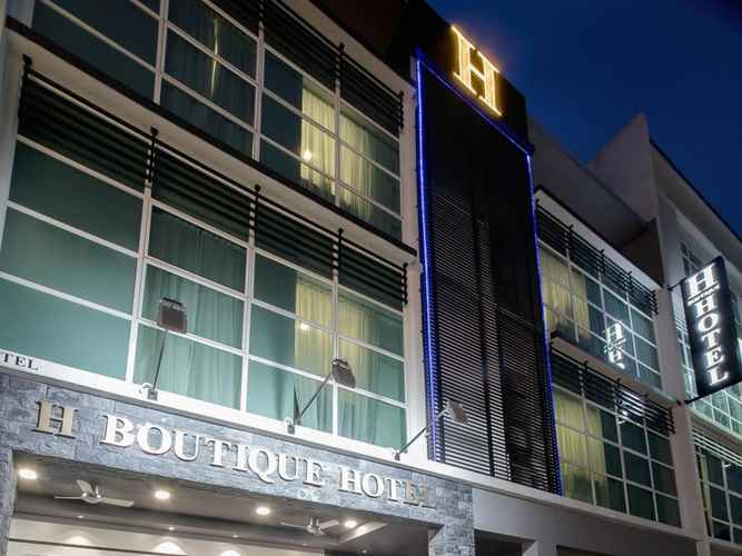 EXTERIOR_BUILDING H Boutique Hotel Sri Petaling