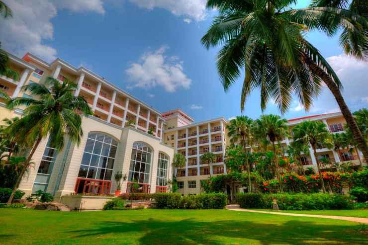 LOBBY Bangi Resort Hotel