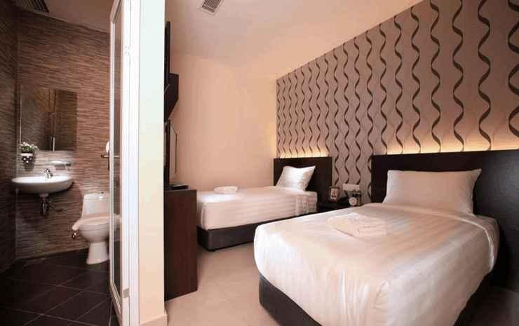 Izumi Hotel Bukit Bintang Kuala Lumpur - Standard Twin (Windowless)