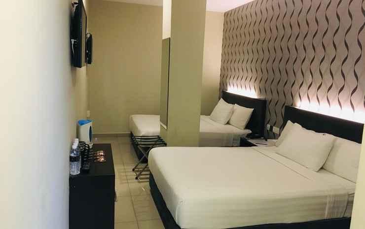 Izumi Hotel Bukit Bintang Kuala Lumpur - Family Room