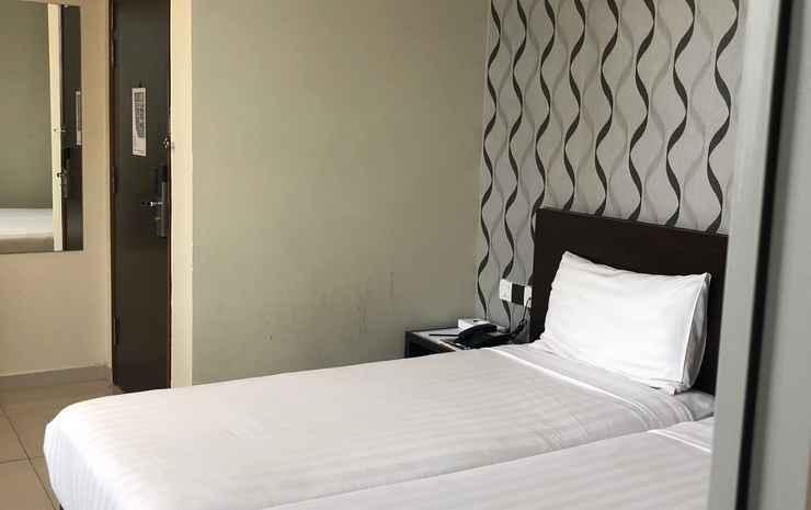 Izumi Hotel Bukit Bintang Kuala Lumpur - Deluxe Twin