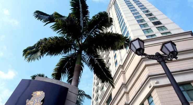 EXTERIOR_BUILDING The Ritz-Carlton, Kuala Lumpur