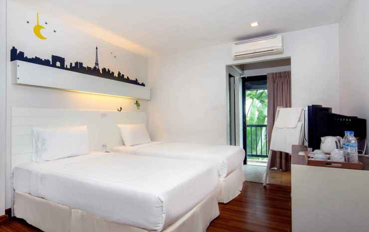 The Phoenix Hotel Bangkok Bangkok - Deluxe Room Only(with Airport round trip transfer)