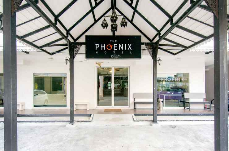 EXTERIOR_BUILDING The Phoenix Hotel Bangkok