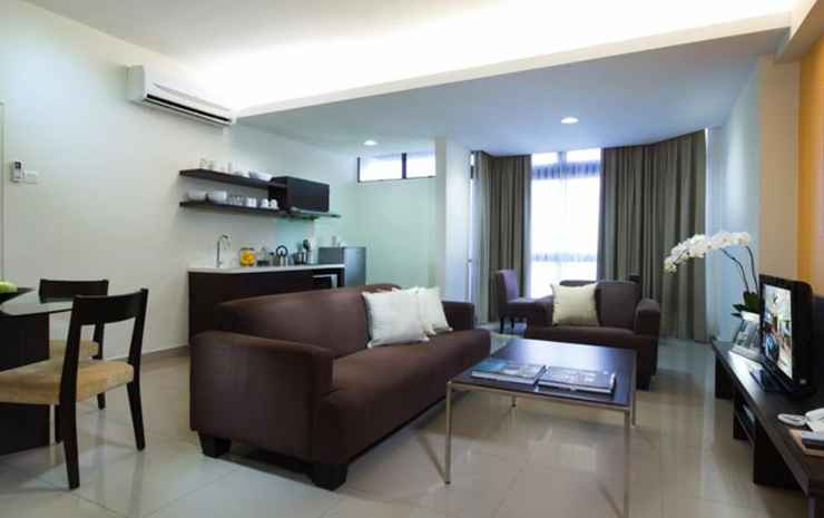 Fahrenheit Suites Kuala Lumpur Kuala Lumpur - Executive 3 Bedroom Suite