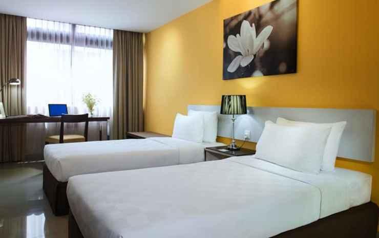 Fahrenheit Suites Kuala Lumpur Kuala Lumpur - Deluxe 2 Bedroom Suite