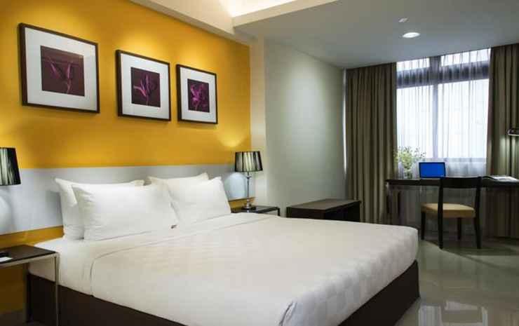 Fahrenheit Suites Kuala Lumpur Kuala Lumpur - Junior 2 Bedroom Suite
