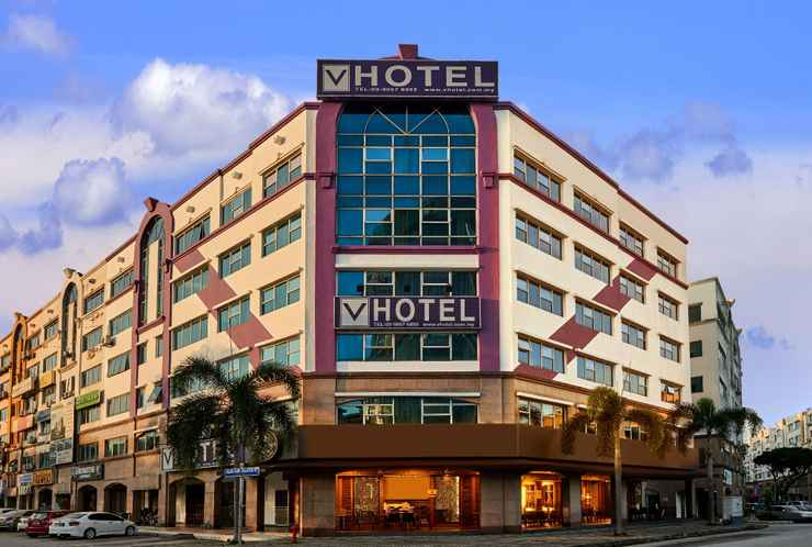 EXTERIOR_BUILDING V Hotel Kuala Lumpur