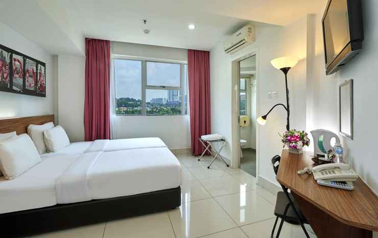 V Hotel Kuala Lumpur Kuala Lumpur - Superior Twin - Room Only