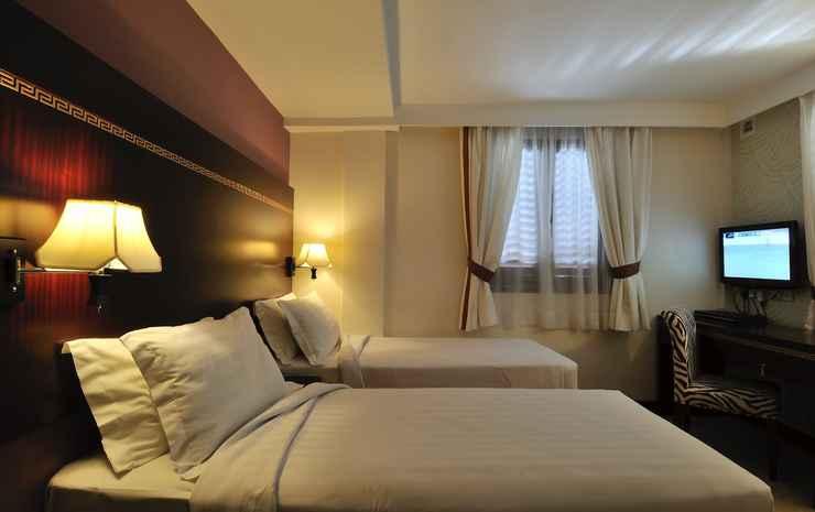 Rest Bugis Hotel Singapore - Kamar Twin Deluks