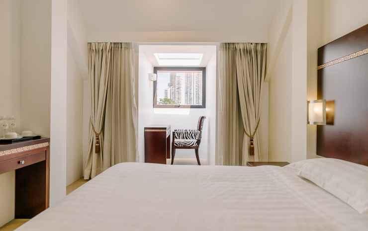Rest Bugis Hotel Singapore - Kamar (Deluxe Skylight)