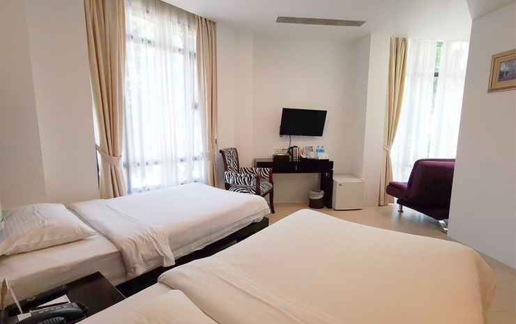 Rest Bugis Hotel Singapore - Kamar Triple Deluks