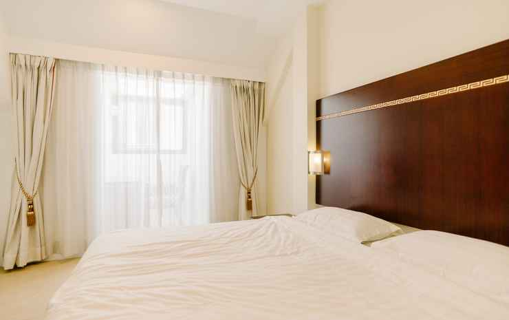 Rest Bugis Hotel Singapore - Kamar Double Deluks