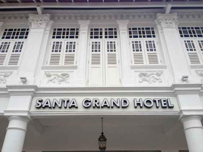 EXTERIOR_BUILDING Santa Grand Hotel East Coast